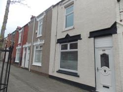 Terraced House To Let St. Oswalds Street Hartlepool Cleveland TS24