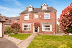 Detached House For Sale Church Fenton Tadcaster North Yorkshire LS24