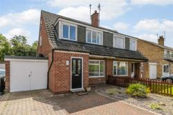 Semi Detached House For Sale Glenfield Avenue Wetherby North Yorkshire LS22