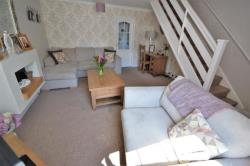 Terraced House For Sale Shipton Close Wigston Leicestershire LE18