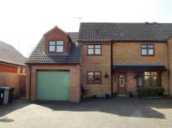 Semi Detached House For Sale St. Leonards Close Woodhall Spa Lincolnshire LN10