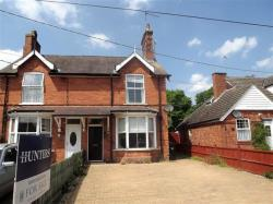 Semi Detached House For Sale Tor-O-Moor Road Woodhall Spa Lincolnshire LN10