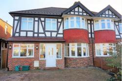 Semi Detached House For Sale Stonleigh Epom Surrey KT17