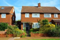 Semi Detached House For Sale Brende Gardens West Molesey Surrey KT8