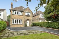 Detached House For Sale Adel Lane Leeds West Yorkshire LS16