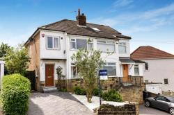 Semi Detached House For Sale Woodhill Crescent Leeds West Yorkshire LS16