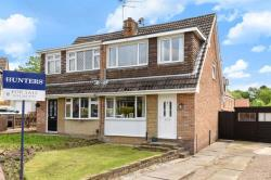 Semi Detached House For Sale Yeadon Leeds West Yorkshire LS19