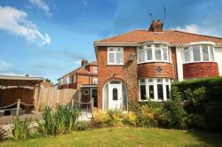 Semi Detached House For Sale Fulford York North Yorkshire YO10