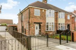 Semi Detached House For Sale Lumley Road York North Yorkshire YO30