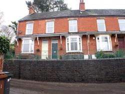 Terraced House For Sale  Burton on Trent Staffordshire DE13
