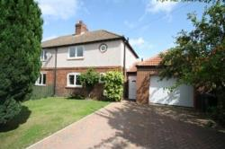 Semi Detached House For Sale  York North Yorkshire YO19