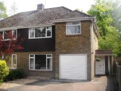Semi Detached House For Sale  Chandlers Ford Hampshire SO53