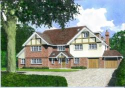 Detached House For Sale  Herts Hertfordshire AL5