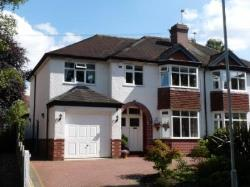 Semi Detached House For Sale  Newcastle Under Lyme Staffordshire ST5