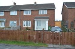 Semi Detached House For Sale  Cannock Staffordshire WS12