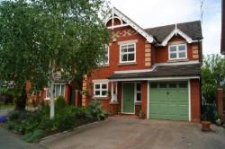 Detached House For Sale  Wybunbury Cheshire CW5