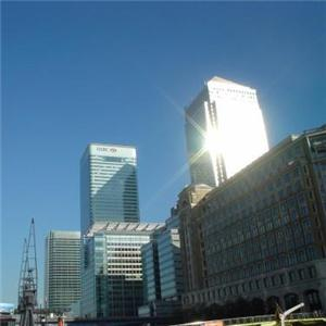 Property News - Canary Wharf sees rush to sell property
