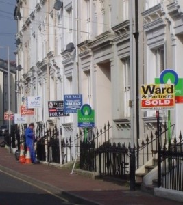 Property News - Property prices 'show slight rise'