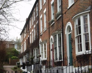 Property News - Terraced homes fastest risers says Land Registry