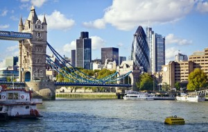 Property News - London house prices up almost one-third