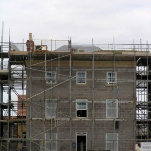 Property News - Upward curve in house building