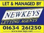 NEWKEYS Lettings Medway ME8  Estate and Letting Agents