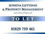 Athena Lettings & Property Management Tarporley CW6  Estate and Letting Agents