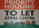 Priority Housing Whitley Bay NE25 Estate and Letting Agents