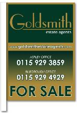 Goldsmith Estate Agents Aspley NG8  Estate and Letting Agents