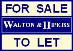 Walton and Hipkiss Stourbridge DY8  Estate and Letting Agents