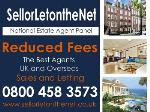SellorLetontheNet.co.uk Stevenage SG1  Estate and Letting Agents