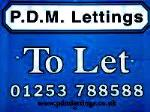P.D.M. Lettings St. Annes FY8  Estate and Letting Agents