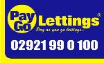 Pay Go Lettings Cardiff CF24 Estate and Letting Agents