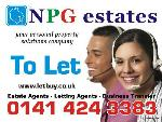NPG ESTATES GLASGOW G42  Estate and Letting Agents
