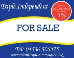 Triple Independent Property Services Kettering NN14 Estate and Letting Agents
