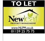 Newleaf Property Management Beeston NG9  Estate and Letting Agents