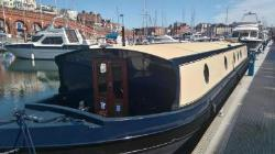 Houseboat For Sale  Ramsgate Kent CT11