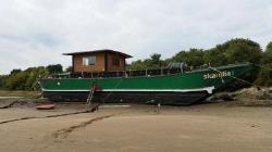 Houseboat For Sale  Barnstaple Devon EX31