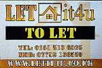 LETit4u Backford CH1  Estate and Letting Agents