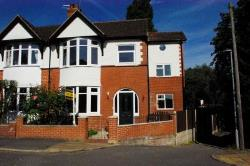 Semi Detached House For Sale Crewe Crewe Cheshire CW1