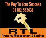 RTL Property Management Luton LU3  Estate and Letting Agents