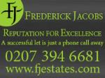 Frederick Jacobs London SE16 Estate and Letting Agents