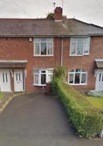 Terraced House To Let Parkfields Wolverhampton West Midlands WV2