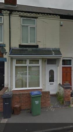 Terraced House For Sale Smethwick Oldbury West Midlands B68