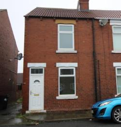 End Terrace House To Let skellow Doncaster South Yorkshire DN6