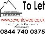Seven Towers ( Lettings & Property Management ) Warrington WA4  Estate and Letting Agents