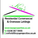 kays properties enfield town EN1  Estate and Letting Agents