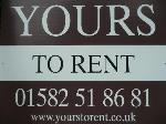 yours to rent Luton LU1  Estate and Letting Agents