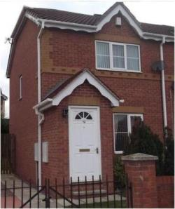 Semi Detached House To Let Athersley North Barnsley South Yorkshire S71
