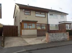 Semi Detached House For Sale Hirwaun Aberdare Glamorgan CF44